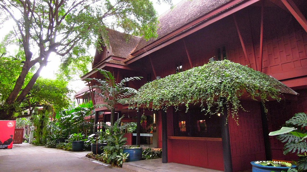 an experience at the jim thomsons house in thai The jim thompson house is a museum in bangkok it is a complex of various old thai structures it was once the home of james hw thompson, a self-made american entrepreneur who was the founder of the world renowned jim thompson thai.