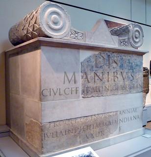 Tombstone of Classicianus