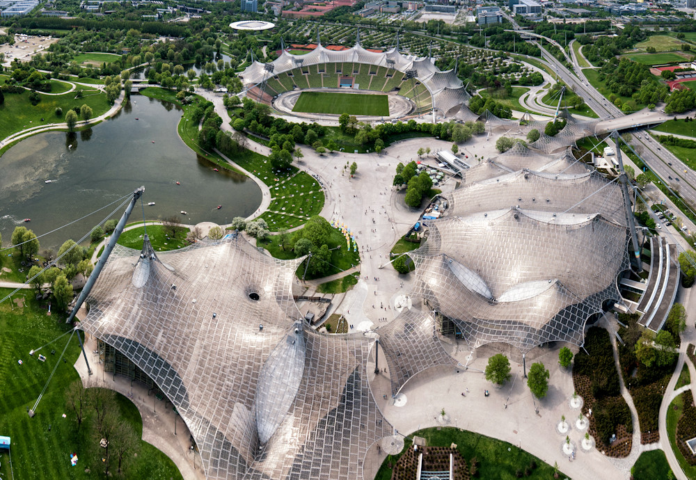 Olympic Park Munich Olympic Park Munich | by