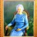 Mrs. Eastwood Oil Portrait