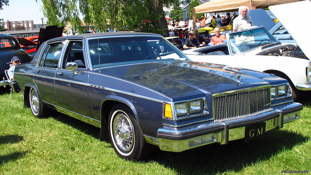 1984 Buick Park Avenue | Location : Quebec City (QC ...