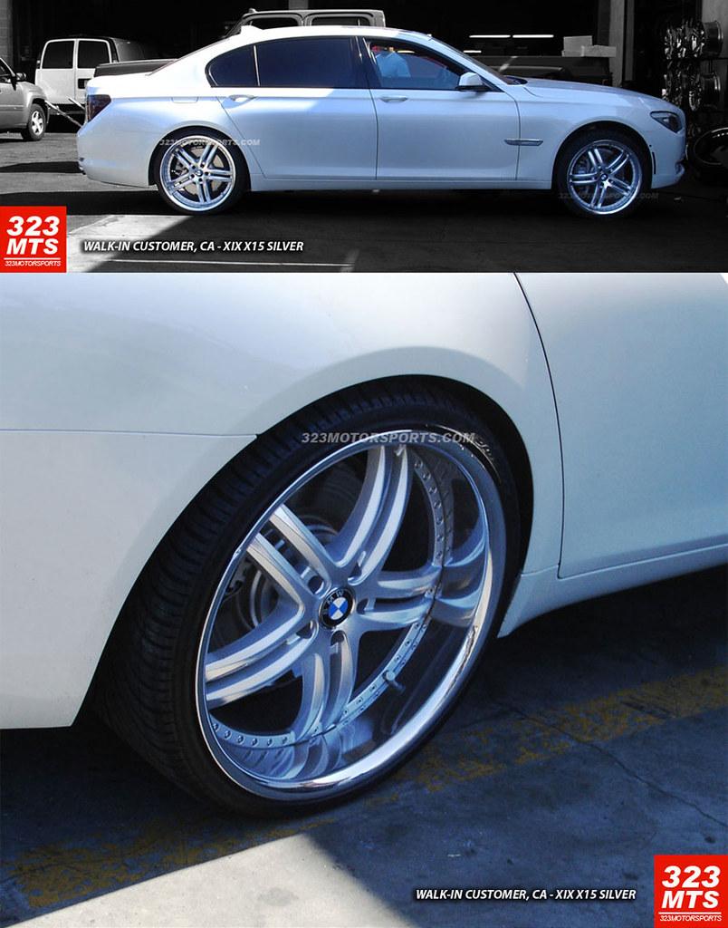 XIX Wheels amp Tires  Authorized Dealer of Custom Rims