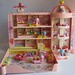 Little Twin Stars 1976 vintage shopping mall playset