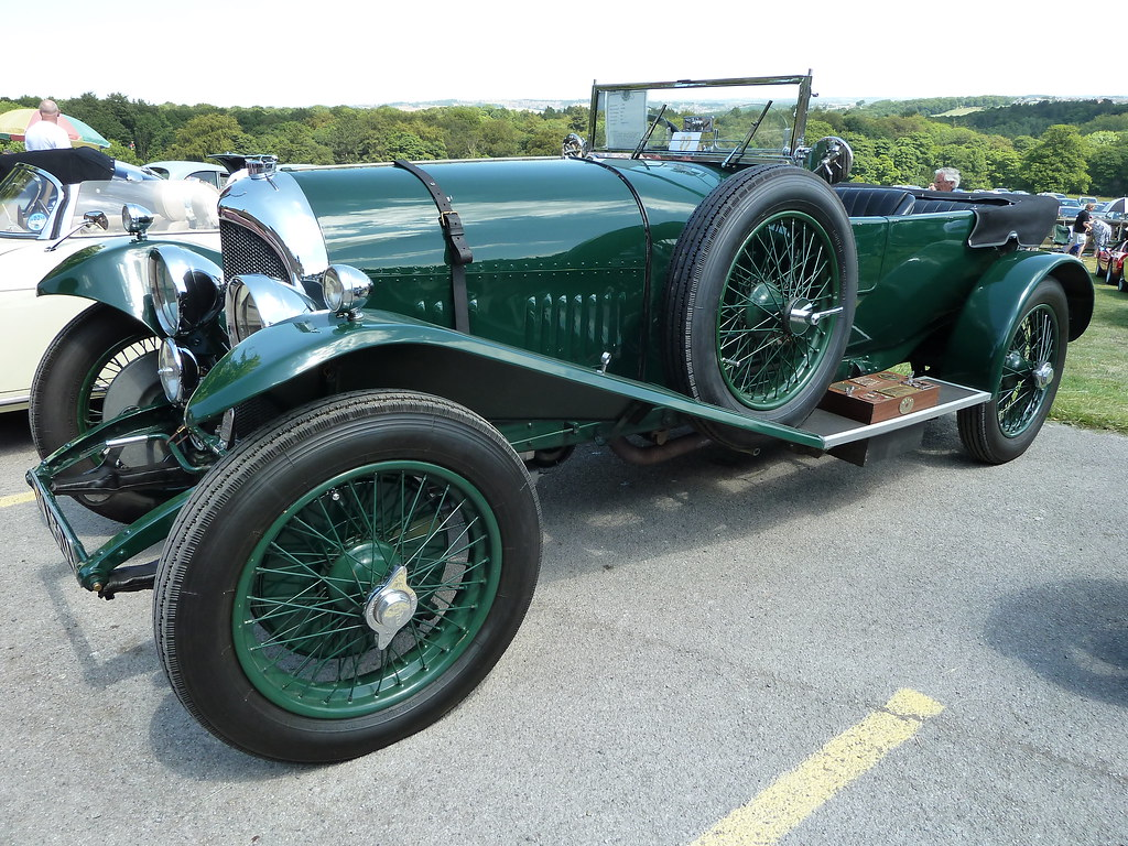 1925 Bentley 3 Litre Wortley Rotary Club 2011 Vintage Vehi