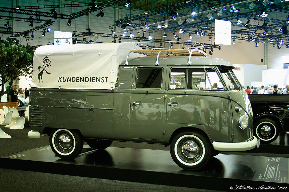 Vw Kundendienst T1 Doka 1960 Thorsten Haustein Flickr