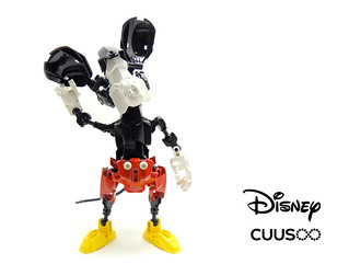 LEGO Mickey Mouse – Now on CUUSOO | by Alex Kelley