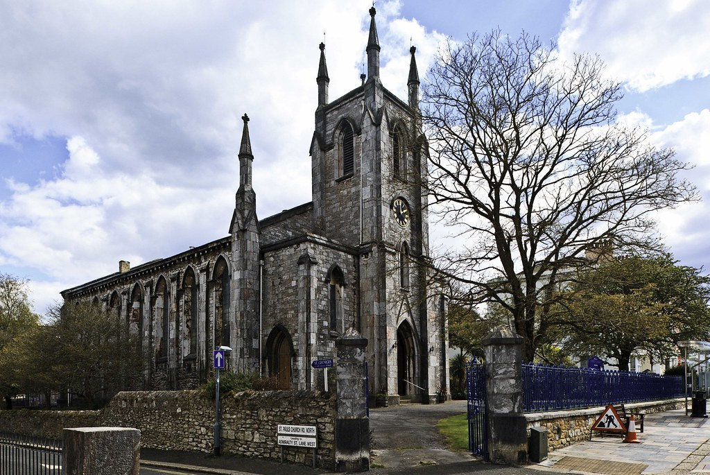 Church Of St Paul East Stonehouse Plymouth The