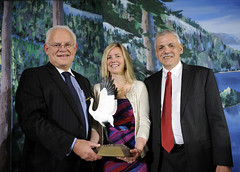NWF Honors Timberland with 2012 Connie Award