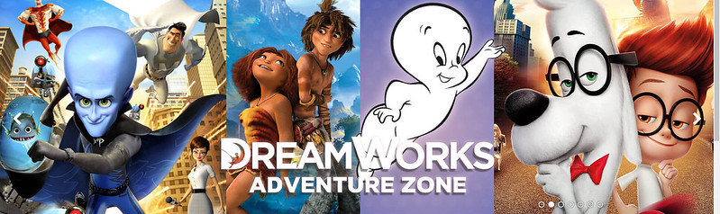 Movie Animation Park Studios dreamworks
