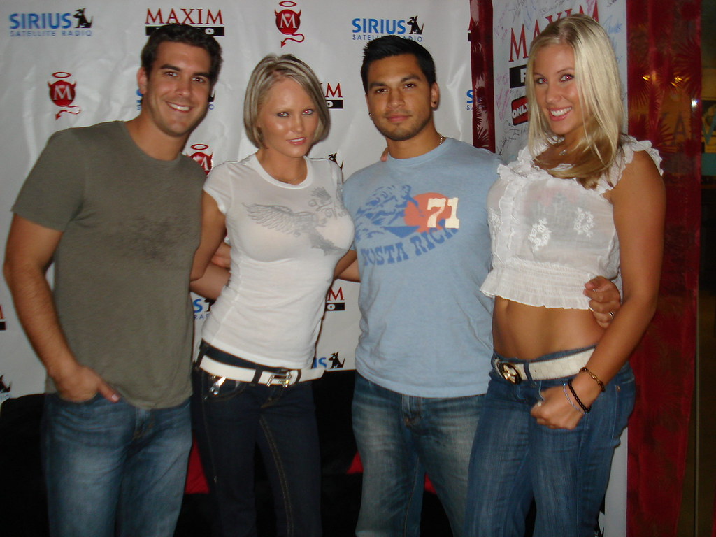 Vivid Ent S Hannah Hilton And Nikki Jayne W Covino Amp Ric