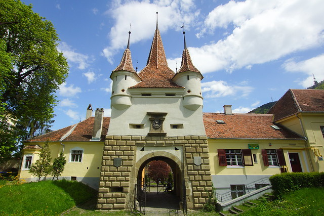 Chaterine's Gate Brasov