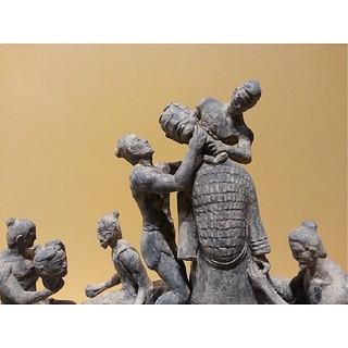 Making Terra Cotta Warriors #TCMChina2014 #attcm