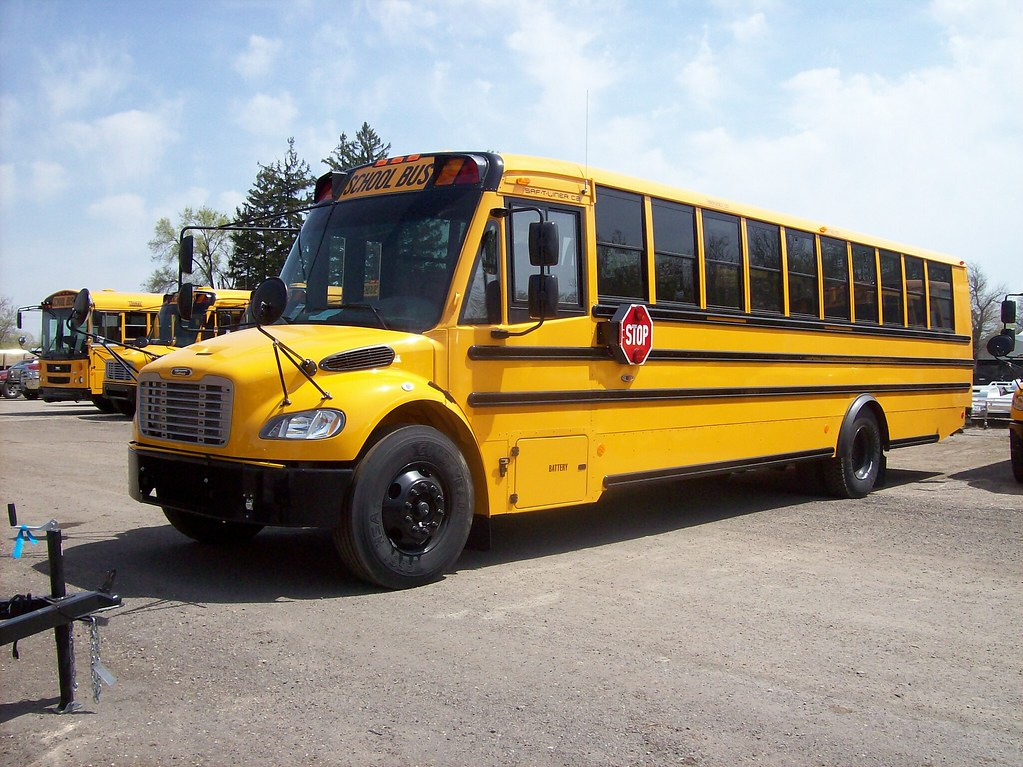 2015 Thomas Saf-T-Liner C2 school bus | This is a new 2015 ... | 1024 x 767 jpeg 351kB