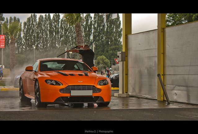 Vantage Car Wash Louetta Rs