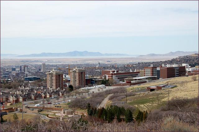 Utah State University Music Building