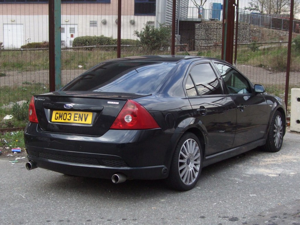 2003 ford mondeo st220 bi fuel powered 2003 ford mondeo 3 flickr. Black Bedroom Furniture Sets. Home Design Ideas