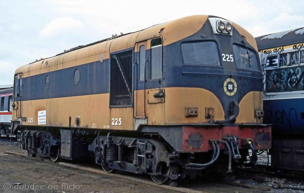 5 05 90 Vic Berry Scrapyard Leicester Cie C Class Bo B