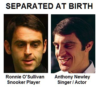 SEPARATED AT BIRTH O'SULLIVAN NEWLEY | Is just me, or does t ...