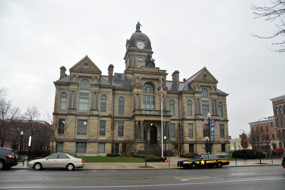 Hancock county court house in findlay ohio public affairs flickr