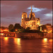 Notre Dame la nuit