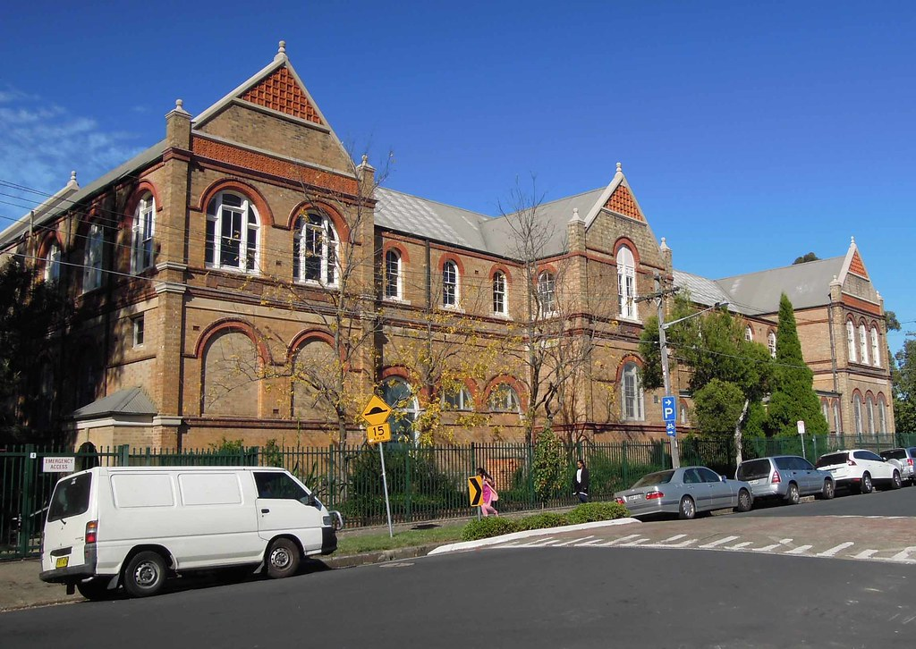 Dulwich Hill High School of Visual Arts and Design -1 | Flickr