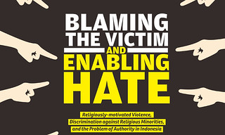 Blaming the Victim and Enabling Hate
