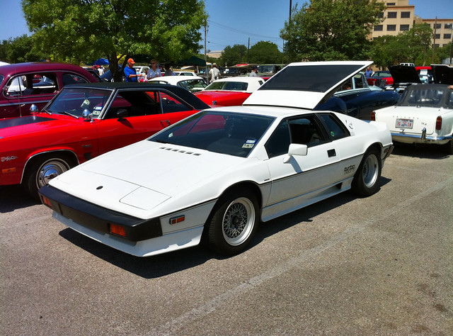 James Bond Lotus Esprit The Spy Who Loved Me At The Aust
