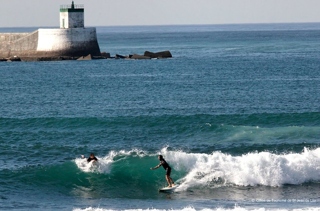Surf office de tourisme de saint jean de luz flickr photo sharing - Office tourisme saint jean de luz ...