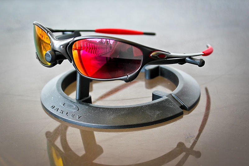 Oakley Juliet Carbon Ruby Oakley Juliet Carbon Frame