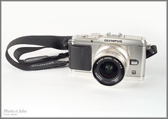 Olympus E-P3 Pen Camera by Photo-John