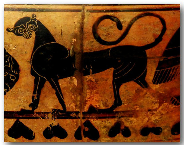 Ancient greek pottery decoration 51 flickr photo sharing for Ancient greek pottery decoration