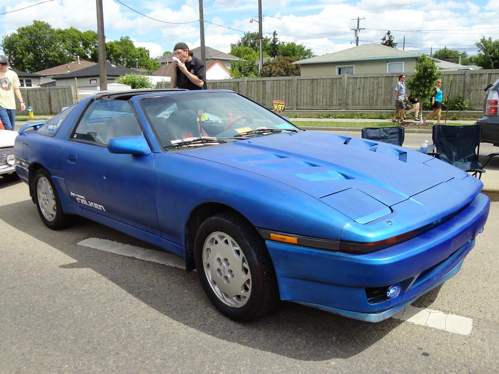 1988 89 Toyota Supra Dk Mk3 7m Gte Turbo Charged