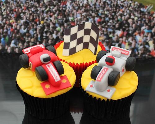 Grand Prix Cupcakes 007 Flickr Photo Sharing