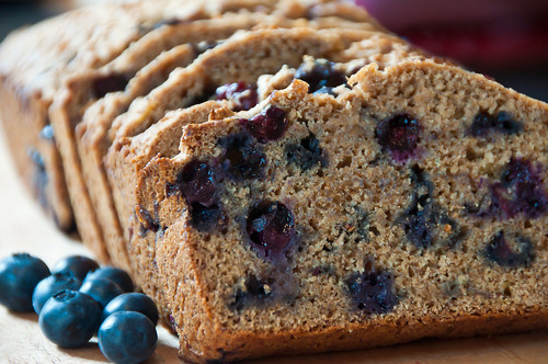 Blueberry-Banana Bread | by Nancy-D