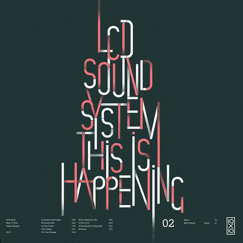 02. LCD Soundsystem - This Is Happening | by Skinny Ships