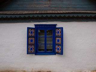 Blue windows | by m!Chou