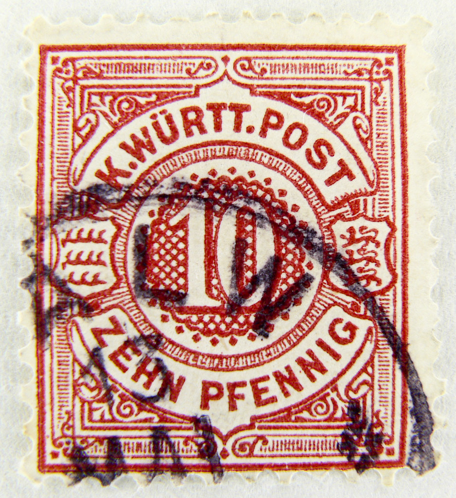 Old Stamps 17