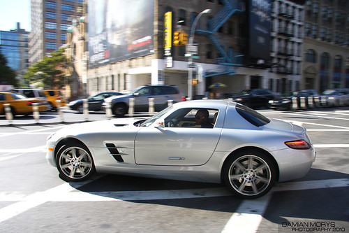 SLS. | by Damian Morys Photography