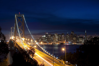 Bay Bridge Evening | by Nikkorz