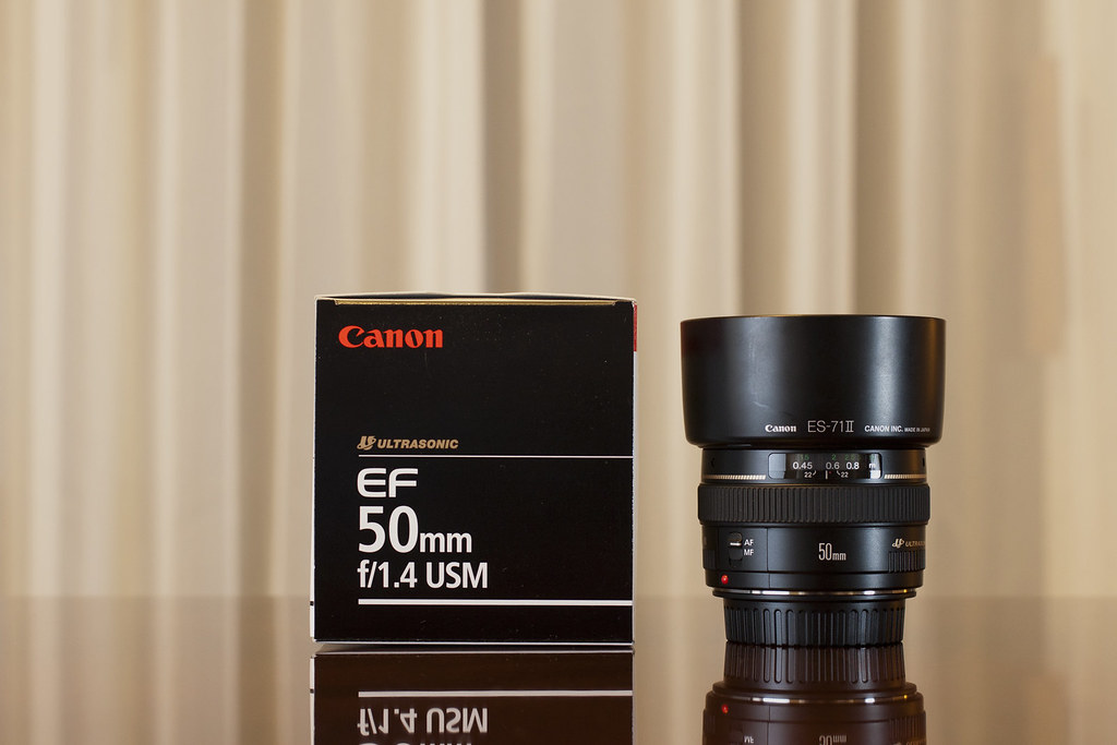 canon ef 50mm f 1 4 usm prime from canon standard lens. Black Bedroom Furniture Sets. Home Design Ideas
