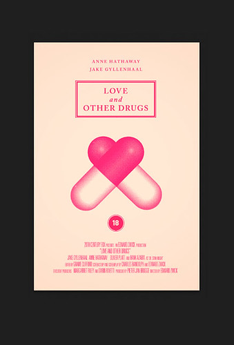Love and Other Drugs | by Olly Moss