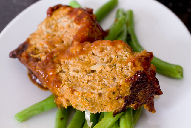 Healthy Ground Lamb Meatloaf Babooti