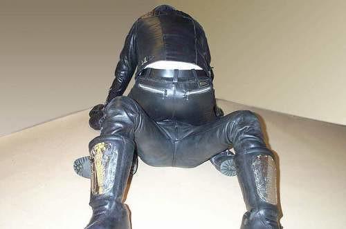 leather bondage chatt gratis