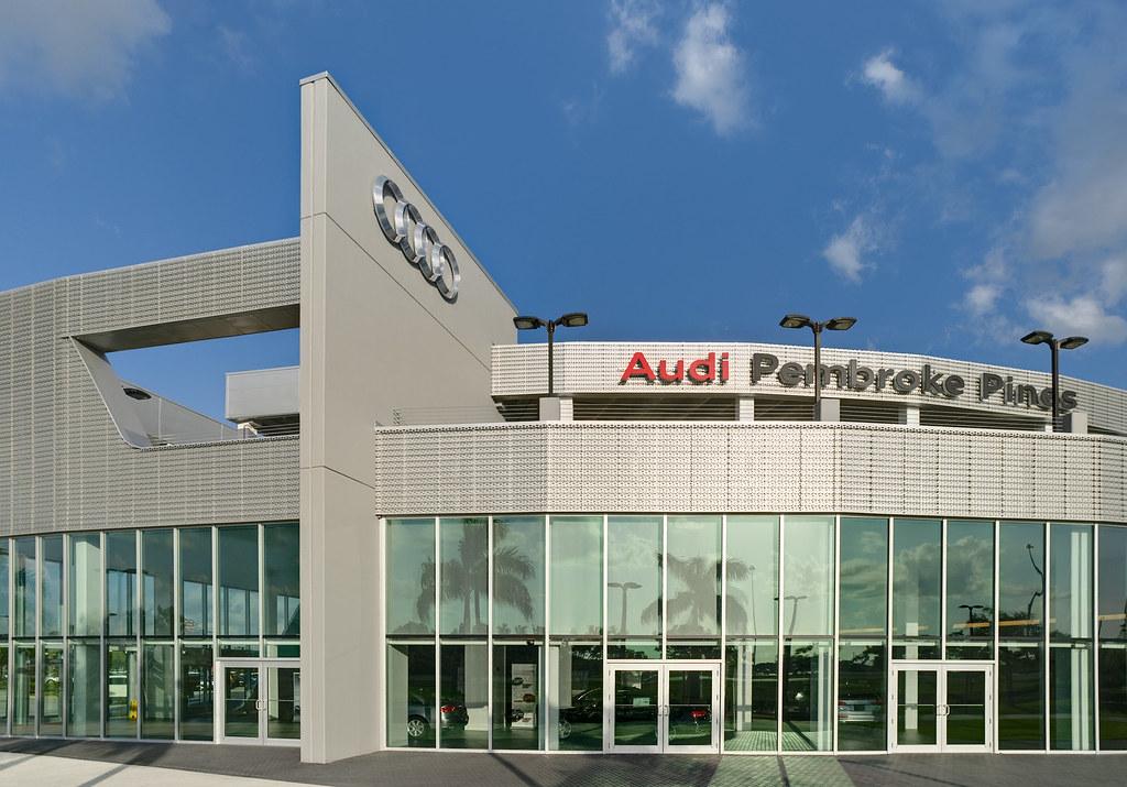 100901 0109 Psd Audi Pembroke Pines Dealership Miller