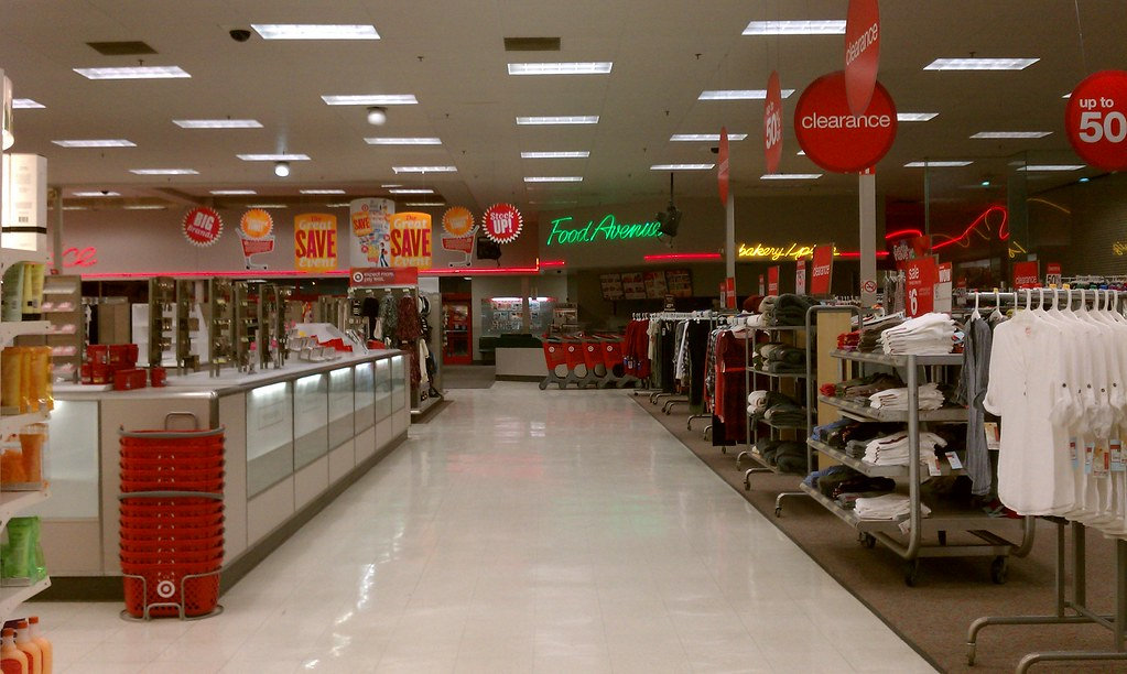 Target - Southridge Mall - Des Moines, Iowa - Almost Closiu2026 : Flickr