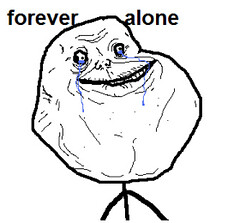 Forever Alone | by Kaze Is Making Things Again