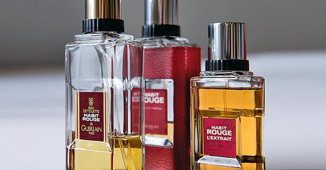 Parfum Homme Guerlain Habit Rouge