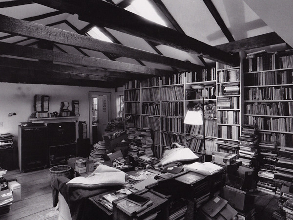 edward gorey - library | from: Elephant House or: The Home
