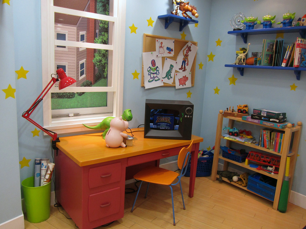 Toy Story Andy S Room Issam Heddad Flickr