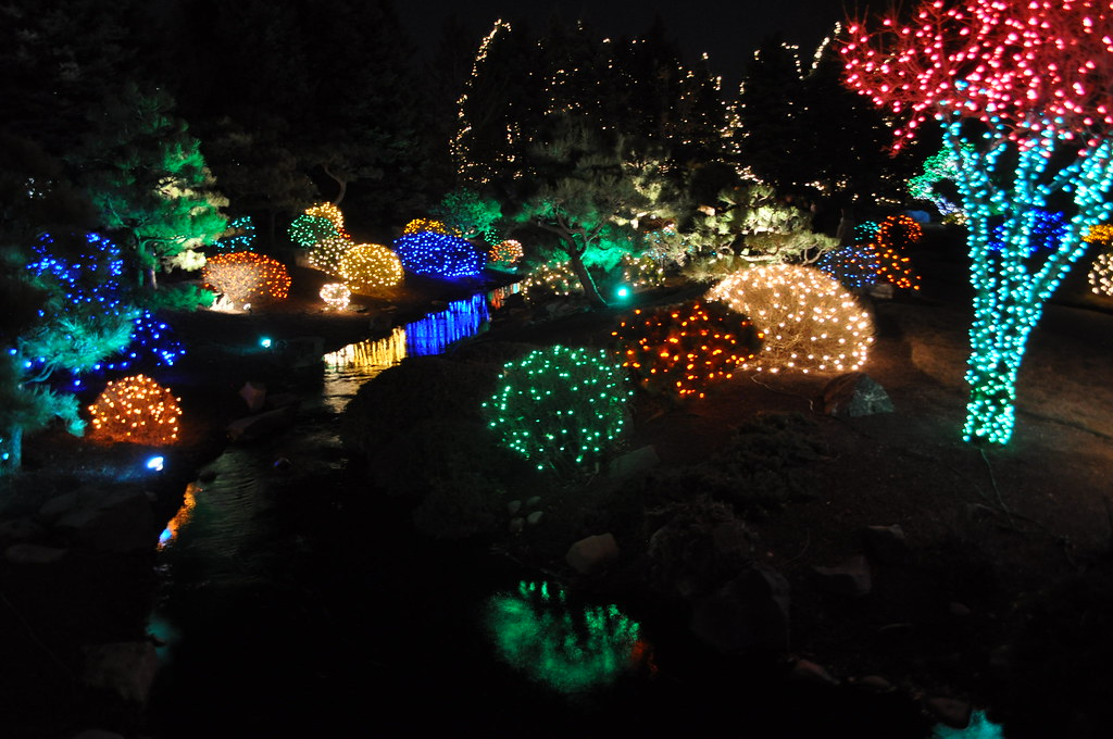 Blossoms Of Light Denver Botanic Gardens 2010